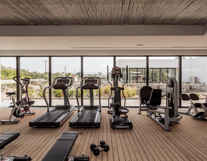 Casa Cook Rhodes Greece Gym