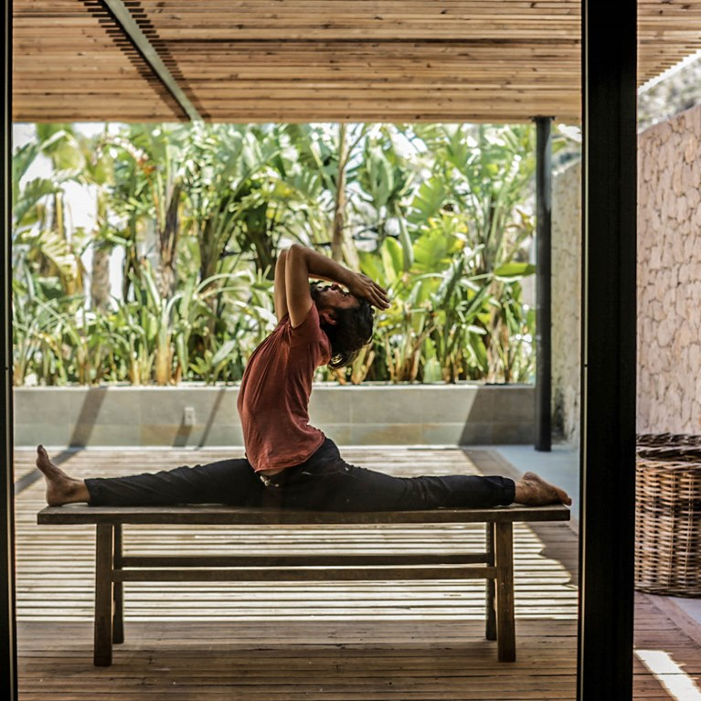 Casa Cook Rhodes Greece Yoga